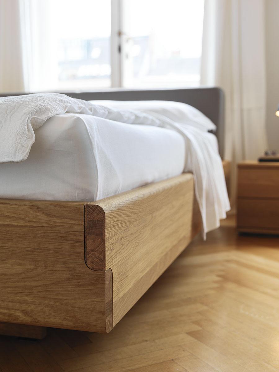 team 7 bett nox in gie en wetzlar marburg dormivital giessen. Black Bedroom Furniture Sets. Home Design Ideas