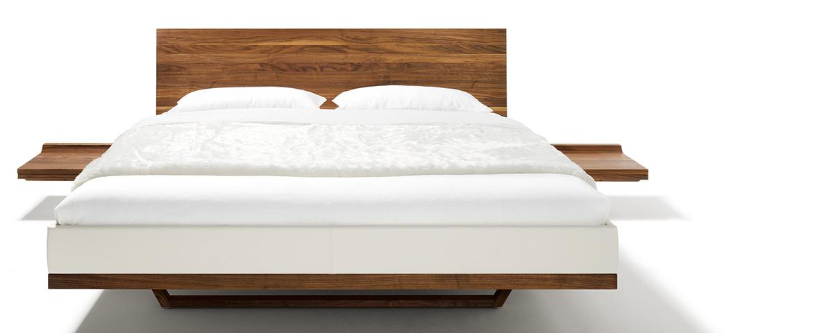 team 7 bett riletto in gie en wetzlar marburg dormivital. Black Bedroom Furniture Sets. Home Design Ideas