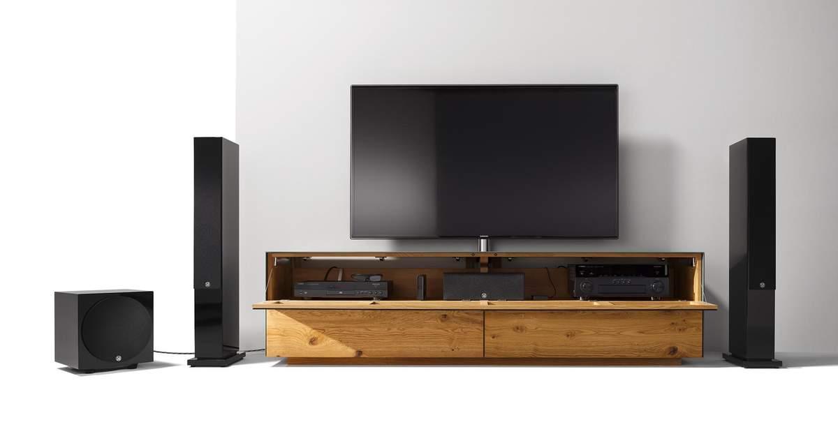 team 7 home entertainment cubus pure gie en wetzlar. Black Bedroom Furniture Sets. Home Design Ideas