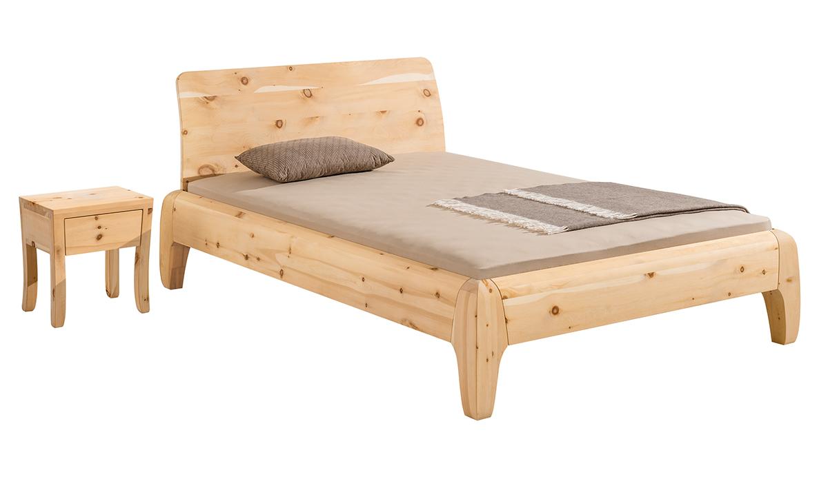 betten aus zirbenholz in frankfurt dormivital frankfurt. Black Bedroom Furniture Sets. Home Design Ideas
